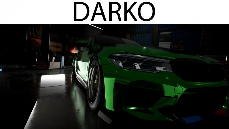 NFS PAYBACK - DARKO (CINEMATIC / 4K)