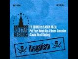 Fr Sound vs Sasha Abzal - Put Your Hands Up 4 House Sensation (Sasha Abzal Bootleg)