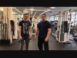 Широчайшие мышцы спины. Игорь Манохин