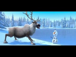 Клевый мульт про снеговика