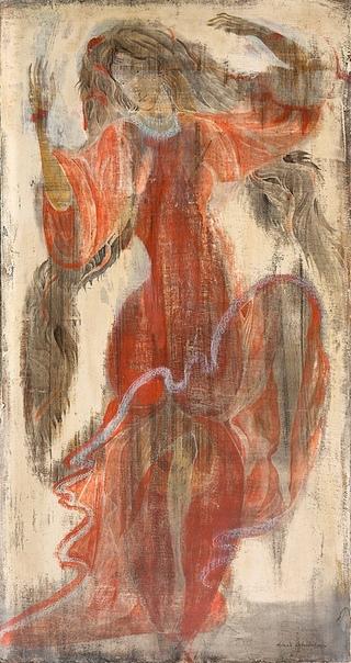 Мераб Абрамишвили, Merab Abramishvili, Грузия (1957 2006). В юности, Мераб Абрамишвили принимает участие в научной экспедиции, организованной для исследования фресок храма Атенский Сион. Храм