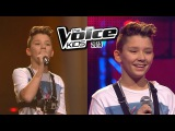 Keanu - Classic (The Voice Kids Germany /Blind Auditions 4 / 20.3.2015)