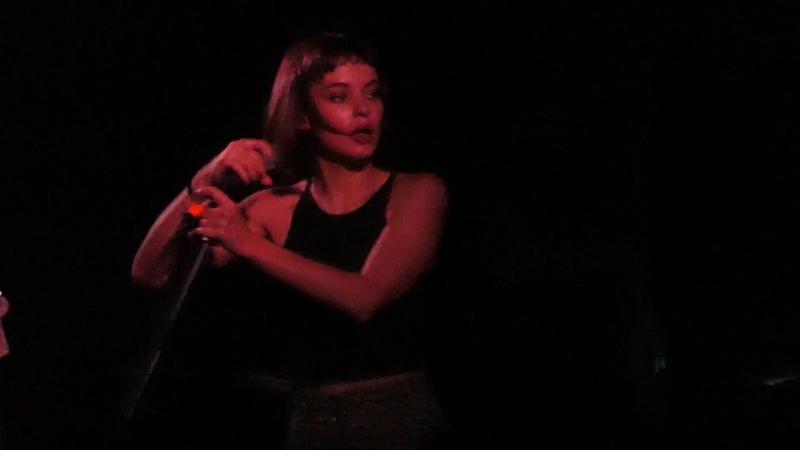 Little Black Death Meg Myers@U Street Music Hall Washington DC 9/29/18