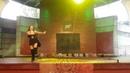 Rozalia Walocha gala show Orientalny Koktajl na Bemowie 2018 oriental cha cha