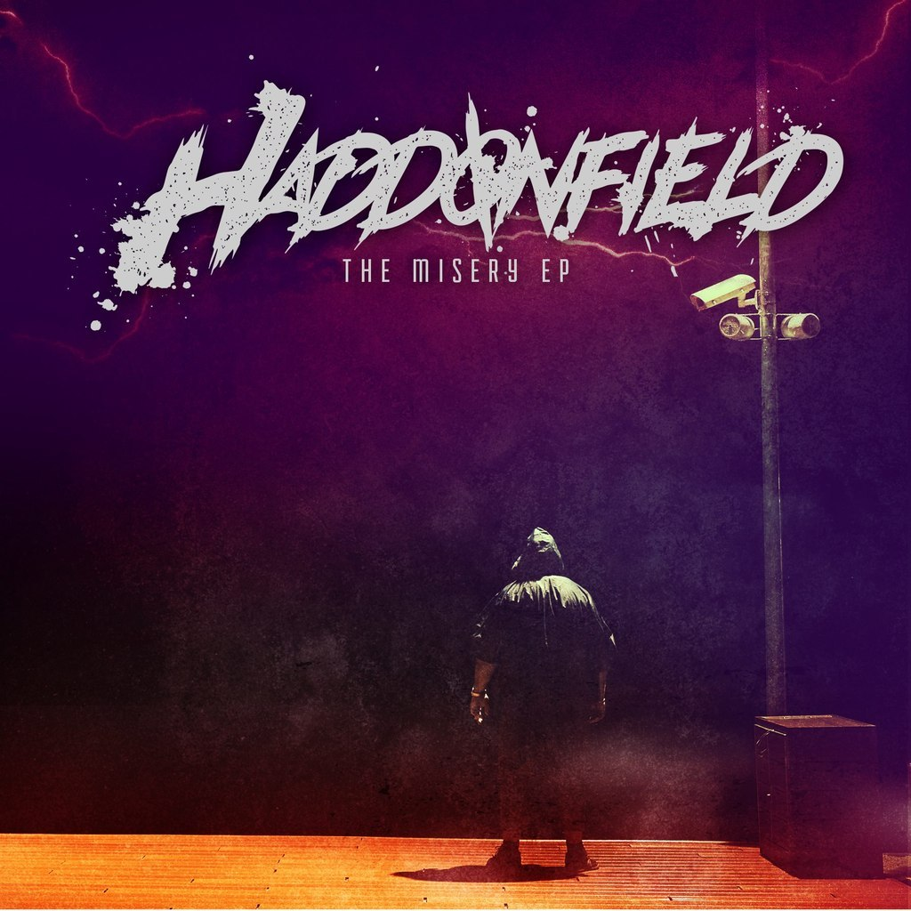 Haddonfield - The Misery [EP] (2014)