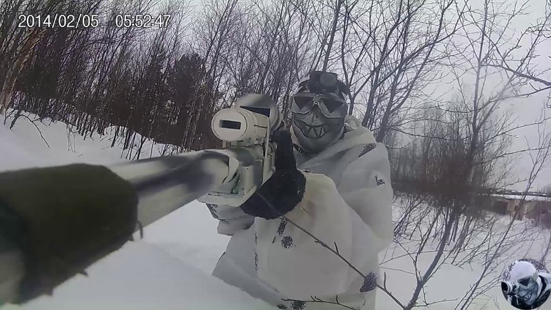 ICESNIPE DEV Воскреска снайперская дуэль с MAXом снайпер в страйкболе