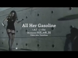 Sia vs. t.A.T.u - All Her Gasoline (Kill_mR_DJ mashup) Video mix by TravAlma