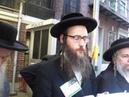 Rabbi condemns hate speach against Palastinians