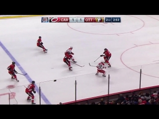 Carolina Hurricanes vs Ottawa Senators March 24, 2018