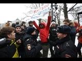 Марши разгневанных матерей прошли по России