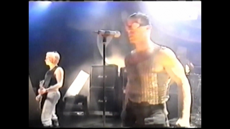 Rammstein - [LIVE] London, MTV, UK, 1996.03.27 [FULL PROSHOT] [HQ]