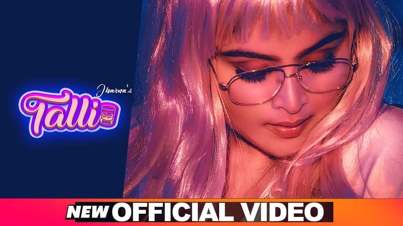 Talli (Official Video)   Jharna   Latest Punjabi Songs 2019   Speed Records