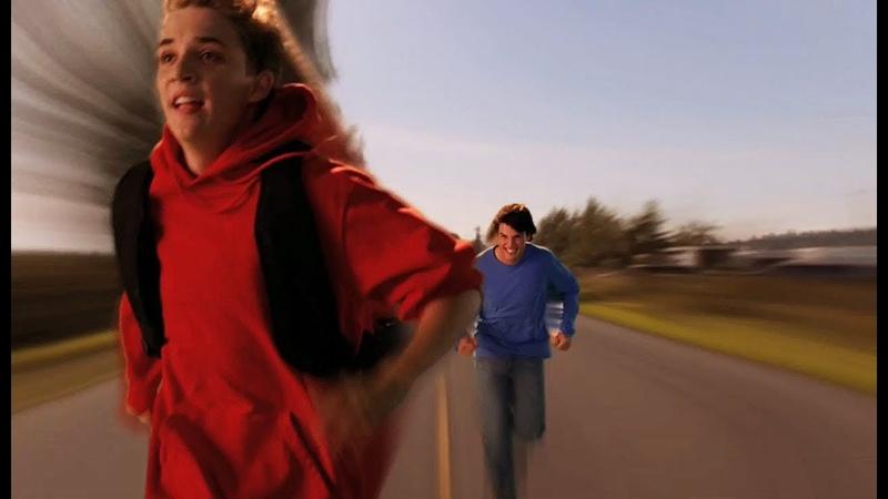 Race - Superman vs Flash   Smallville