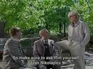 Мастер и Маргарита 1988 Телесериал, 1 я серия  Реж  Мацей Войтышко