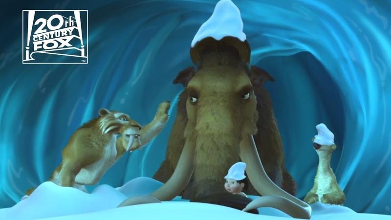 Ice Age Ice Slide Clip Fox Family Entertainment