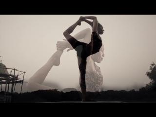 The Impossible _ Ashtanga Yoga Demo by Laruga Glaser - йога вдохновение