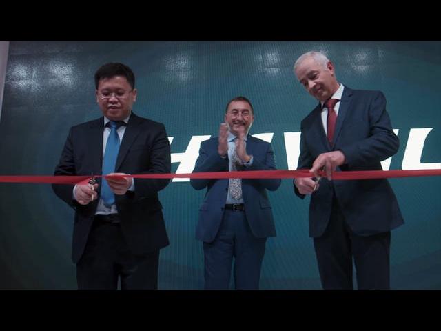 Открытие «Хавейл Лахта» -- Belov Entertainment Group semanin HavaL