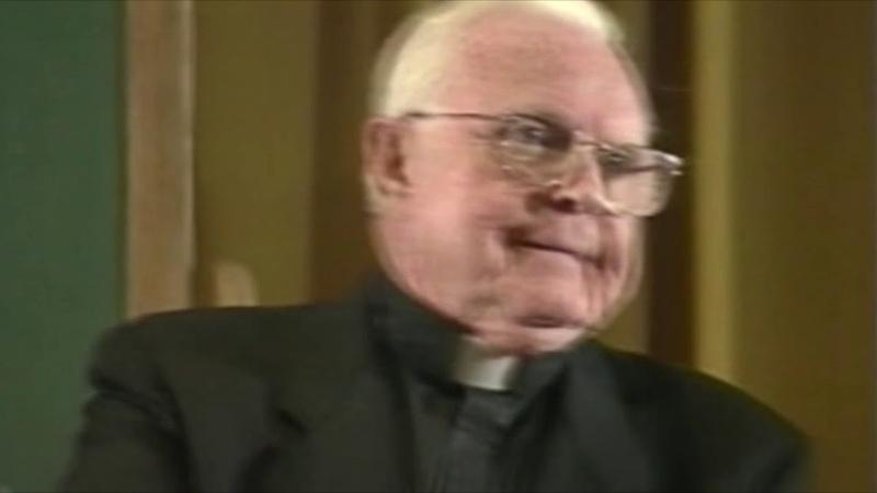 Отец Джозеф Мартин - Выздоровление и прощение (видео HD, качественный перевод, озвучка)