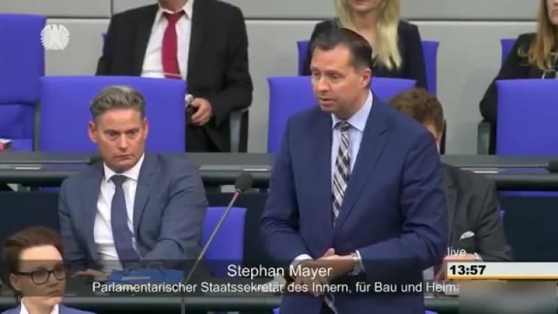 Bundestag - Was muß noch passieren bis Regierung richtig abschiebt-