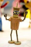 Валли из бумаги здравствуйте любители склеивать роботов из бумаги!