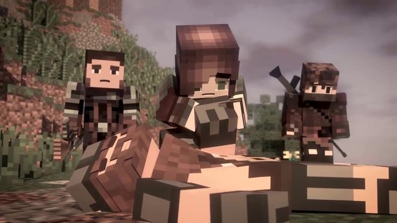 Minecraft Çağatay Akman Bizim Hikaye Animasyon
