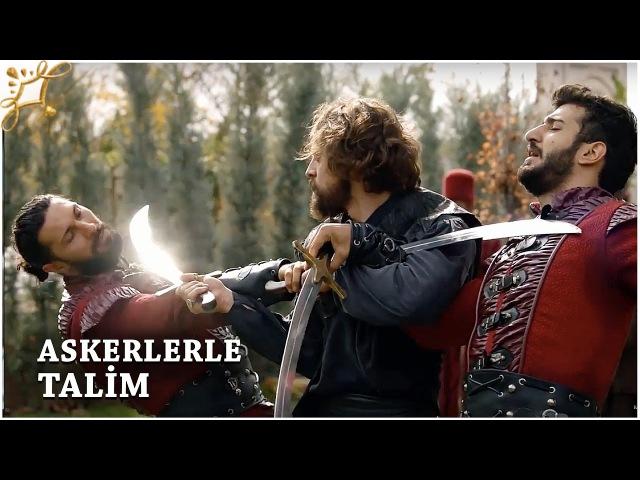 Muhteşem Yüzyıl Kösem Yeni Sezon 3.Bölüm (33.Bölüm)   Askerlerle talim