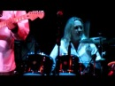 Nicko McBrain Drumming At BB King's Blues Club