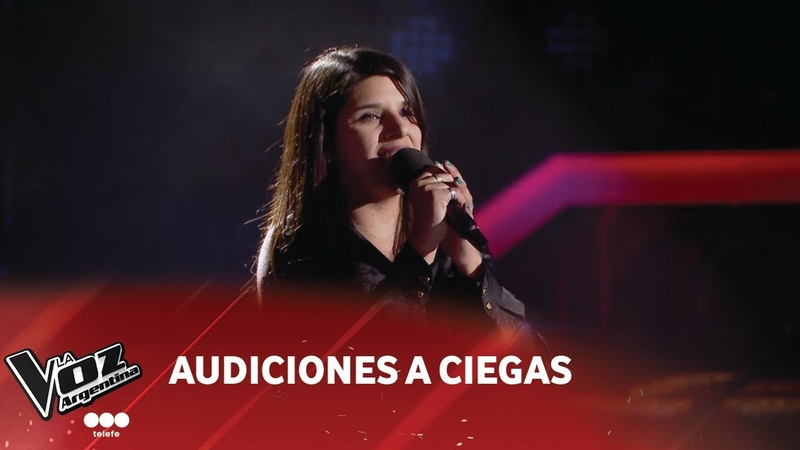 Celeste Barreiro - Con la misma moneda - Karina - Audiciones a ciegas - La Voz Argentina 2018