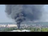 Анонс: Пожар в многоэтажном доме , над