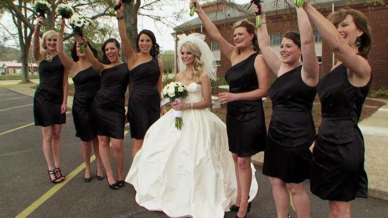 Оденься к свадьбе: подружки невесты (сезон 4)