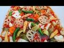 Món Ăn Ngon - KIM CHI VIỆT NAM giòn ngon như đi mua siêu thị