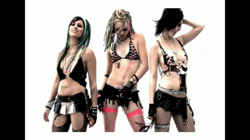 JVC Mobile Entertainment ft. Papa Roach Buckcherry / Turn Me On