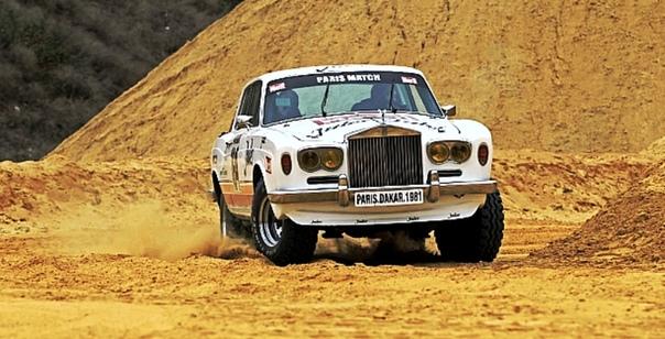 Rolls-Royce на ралли Париж-Дакар The Grand Tour TG Fan Club·два часа назадАвтомобильные журналисты со всего света с пристрастием рассматривают новейший Rolls-Royce Cullinan - первый в истории
