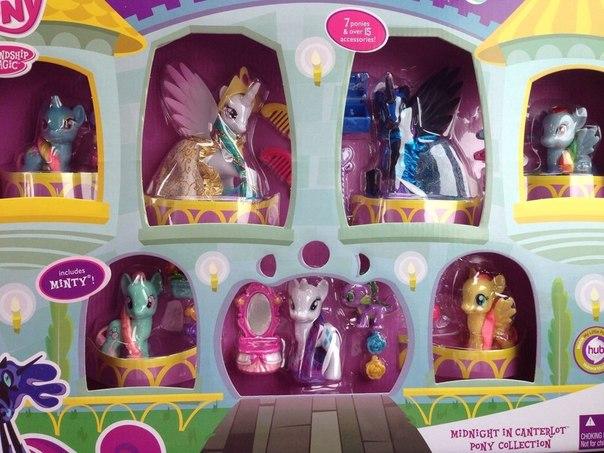 игрушки пони купить