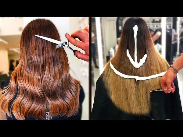 Top 10 Extreme Long Hair Cutting Tutorials Compilations! Long To Short Hairstyle Transformations