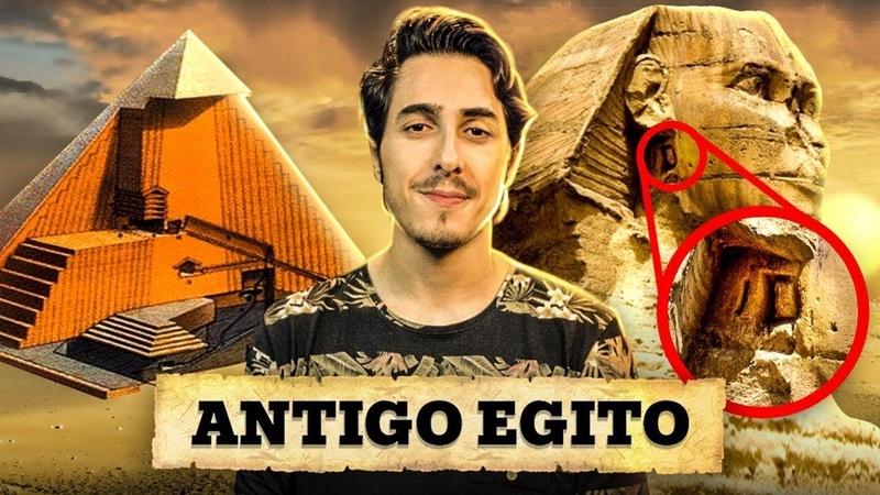 OS MISTÉRIOS DO ANTIGO EGITO - Nostalgia História