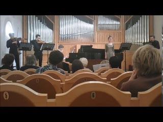 Л. О. Шиберт - Рассвет в Москве (Мерзляковская премьера)