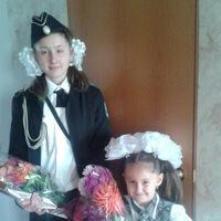 Анкета Natalia Aristova