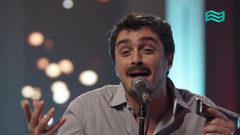 Franco Luciani - Los ejes de mi carreta (Atahualpa YupanquiRomildo Risso)
