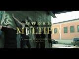 A$AP Rocky Multiply feat Juicy J HD