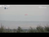 Сирия Авиация Подвиг майора Романа Филипова. Российский Су-25 подбит в небе над Сирией. Кадры инцидента.