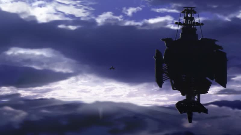 Last Exile (Creditless OP ver.02)
