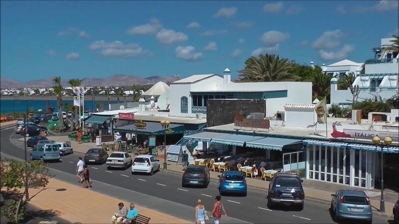 Impressionen Playa de los Pocillos Puerto del Carmen LANZAROTE HD