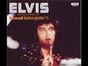 Elvis As Recorded at Boston Garden 71, November 10 - 1971, Evening Show