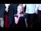 София Колташова (песня на день рождения церкви, 19 лет)