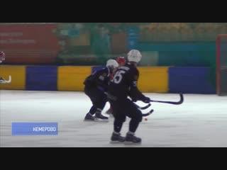 Победителей мировых турниров в кузбасском хоккее с мячом становится больше