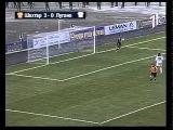 ЛЧ 2001/2002. Шахтёр Донецк - Лугано 3-0 (25.07.2001)