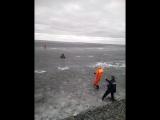 Спасение рыбака