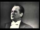 Георг Отс Ария Мистера Икс 1958