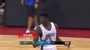 Mo Bamba Scares The Entire Crowd With Inhuman Long Arms!(NBA Debut)